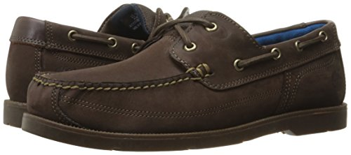 Pictures of Timberland Men's Piper Cove Fg Boat TB0A1G8CD47 Chocolate Chamois 4