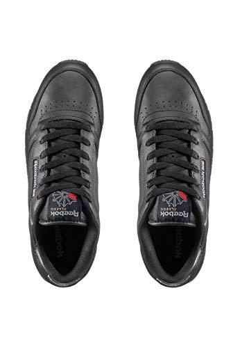 CL 3912 Negro Zapatillas unisex nobuck LTHR de cuero Reebok awvZSFFq