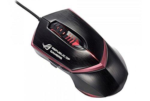 Original Mouse - Asus Original 90-XB3B00MU00010 Laser Gaming Mouse 8200 dpi USB 2.0 Black