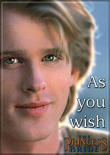 Ata-Boy The Princess Bride 'As You Wish' 2.5