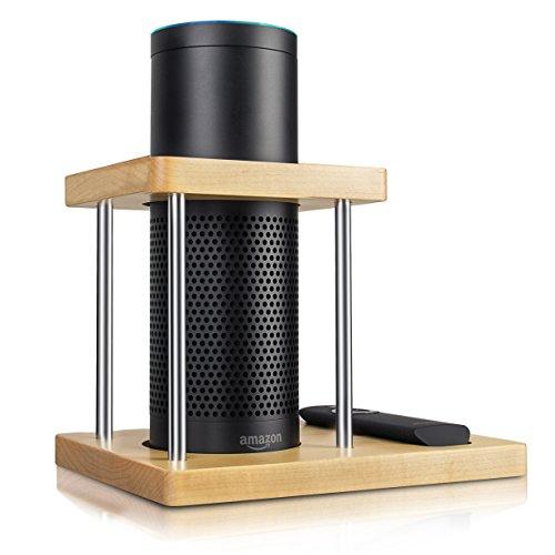 Stand Speaker Holder Amazon Bamboo