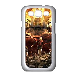 Samsung Galaxy S3 9300 Cell Phone Case White Final Fantasy Type 0 004 KQ3454819