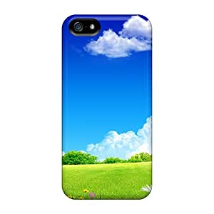 High-end Case Cover Protector For Iphone 5/5s(clean Home Sky)