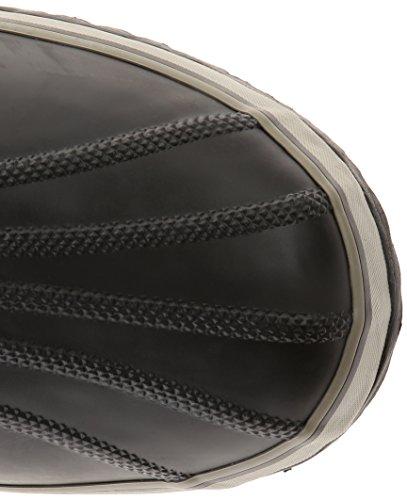 Sorel NM1440 - Botas de cuero para hombre Negro (Black / Stone)