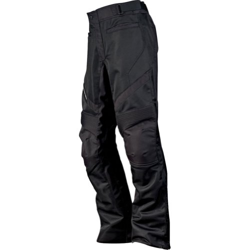 Scorpion Drafter Men's Mesh Vented Street Motorcycle Pants - Black