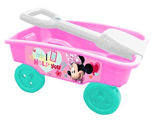 Minnie Mouse Happy Helpers Shovel Wagon ()