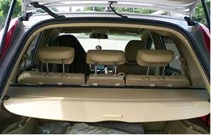 cargo trunk cover shield for honda crv 2007. Black Bedroom Furniture Sets. Home Design Ideas