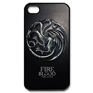 Your own custom Game of Thrones iPhone 4 / 4S, personalized Game of Thrones Iphone 4 Cases
