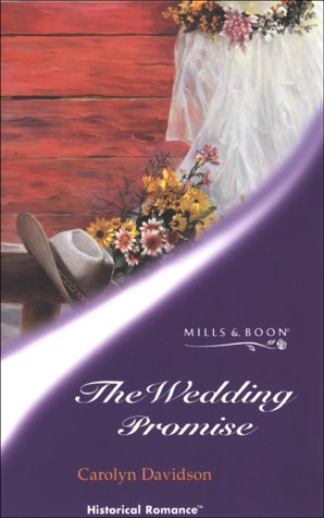 book cover of The Wedding Promise