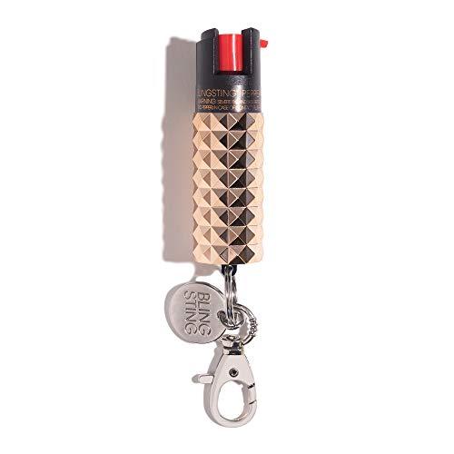 BlingSting Pepper Spray Keychain