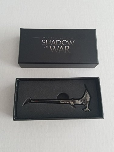GameStop Exclusive Middle-Earth Shadow Of War Elven Forge Hammer Bottle Opener