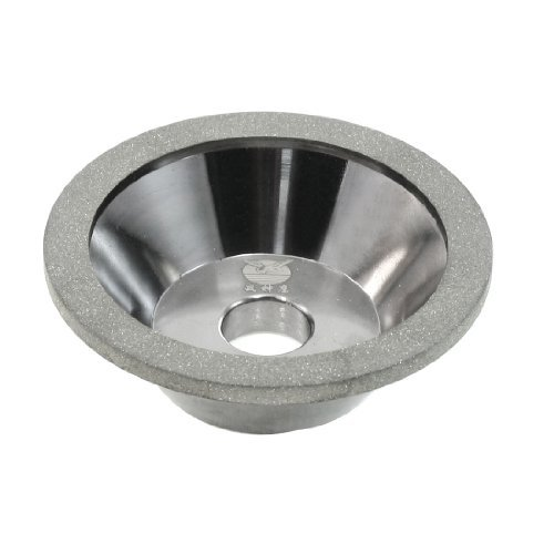 DealMux 150 # Bacia Forma 100 milímetros Fora Dia 35 milímetros de espessura diamante CBN Grinding Wheels by DealMux