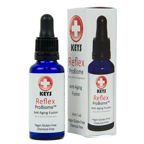 Reflex ProBiome Anti-Aging Fusion 1oz serum by Keys