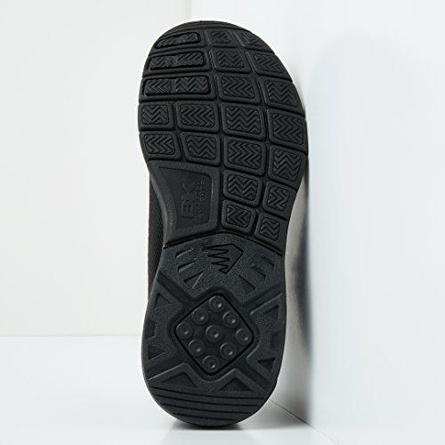 British Knights Damen Sneaker Weiß Weiß/Weiß 40 EU Schwarz / Schwarz