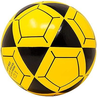 Mikasa FT5 Goal Master - Balón de fútbol, Color Negro y Amarillo ...