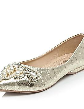 ZQ Zapatos de mujer - Tacš®n Plano - Puntiagudos   Punta Cerrada ... 79e3d13ab9a2