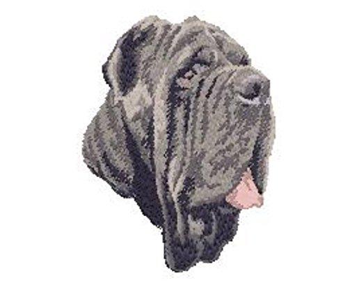 Neopolitan Mastiff Custom Embroidered Sweatshirt (Mastiff Adult Sweatshirt)