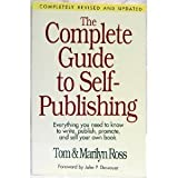 The Complete Guide to Self-Publishing, Marilyn Ross and Tom Ross, 0898793548