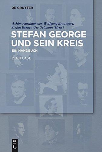 Stefan George und sein Kreis: Ein Handbuch (set of 3)