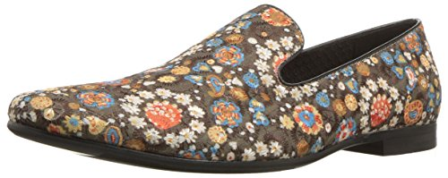 Giorgio Brutini Men's Corso Loafer Orange/Brown/Red/Floral outlet geniue stockist 2014 cheap price manchester great sale cheap price buy cheap ebay 997TqkYp