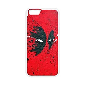 DIY Printed Deadpool hard plastic case skin cover For iPhone 6 Plus 5.5 Inch SNQ643084