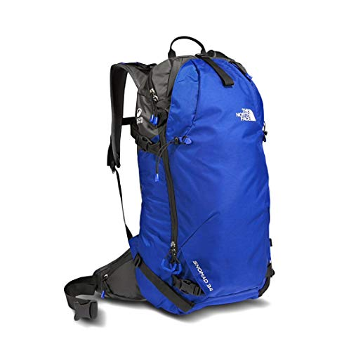 The North Face Snomad 34 Touring Backpack Summit Series Bright Colt Blue/Asphalt Grey (S/M)