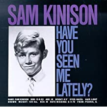 Have You Seen Me Lately by Kinison, Sam (1990) Audio CD