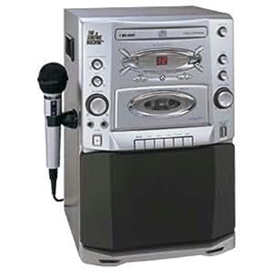 The Singing Machine SMG-199 - Karaoke system - CD / cassette