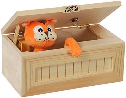 Tiger Useless Box, Hezong Don