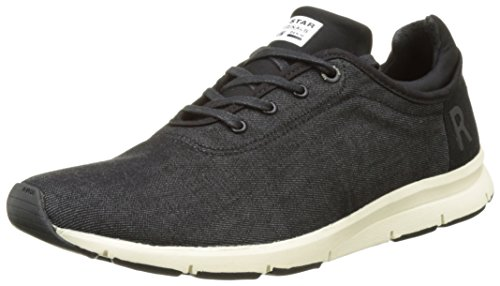 Homme Black Grount RAW Noir Noir 990 Sneakers Basses STAR G 78ZAZ