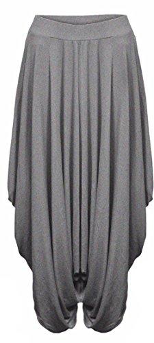 AHR_Manchester_LTD - Pantalón - para mujer gris oscuro