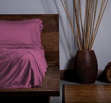 SHEEX – ecosheex竹原点シートセットwith 2枕カバー、驚くほどソフト高級サテン地シートにYour Adaptボディ温度通年の快適 キング レッド B01B3OTSS6 キング|クランベリー クランベリー キング