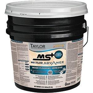 WF Taylor MSPLUS-4 4 gal. Metatec Ms Plus Advance Wood Flooring Adhesive