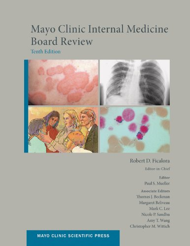 Mayo Clinic Internal Medicine Board Review (Mayo Clinic Scientific Press) Pdf