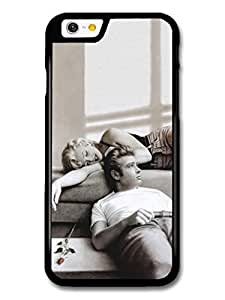 James Dean and Marilyn Monroe case for iPhone 6 A10129