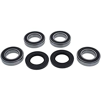 Arctic Cat 400 FIS 4X4 Automatic Transmission and MT Front Wheel Bearings and Seals X2