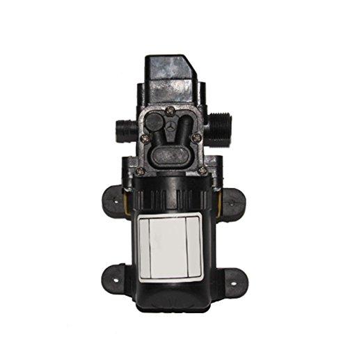 MeiBoAll Portable 12V Car Electric Wash Pump Intelligent Electric diaphragm Pump High Pressure Water Pump