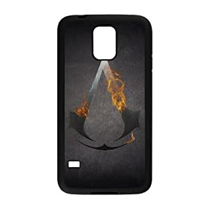 Wholesale Cheap Phone Case For Samsung Galaxy S5 -Assassin's Creed Pattern-LingYan Store Case 3