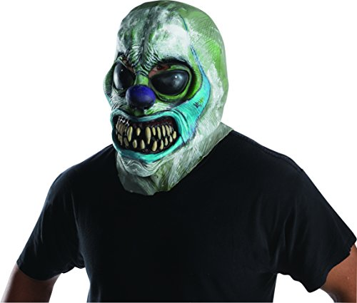 Rubie's Men's Munchie The Alien Clown Mask, As Shown, One Size]()