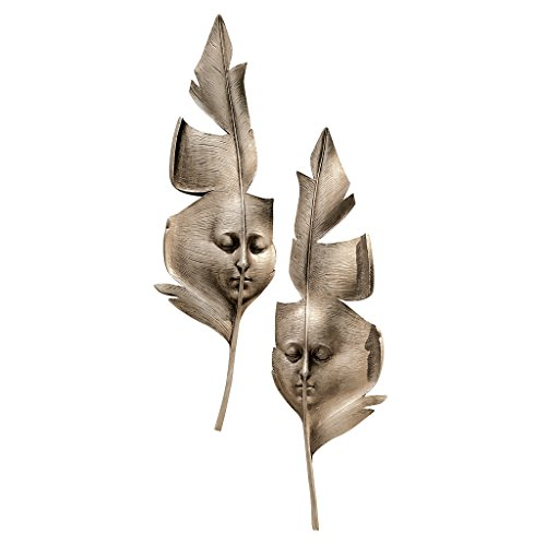 Toscano Mask (Design Toscano Aurora and Hespera Sculptural Wall Masks)