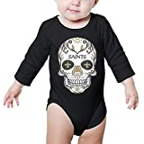 Long Sleeve Stylish Organic Cotton Bodysuit for Baby Boys Nursling
