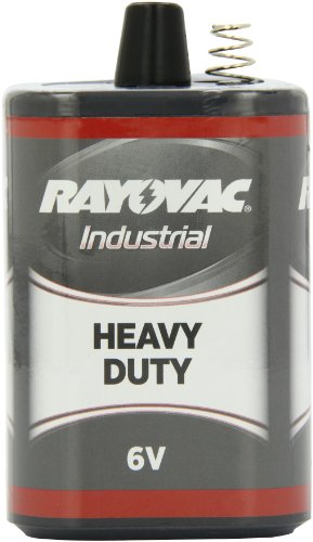 Rayovac Volt Heavy Lantern Battery 6V HD