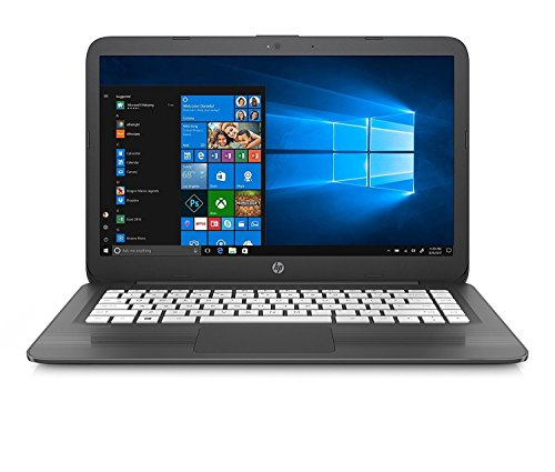 HP Stream Laptop PC 14-ax060nr (Intel Celeron N3060, 4 GB RAM, 32 GB eMMC, Gray), 1-year Office 365 Personal subscription included