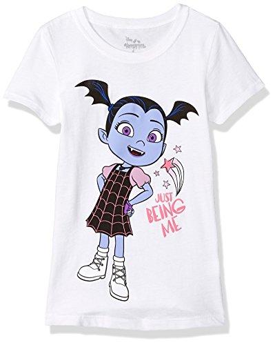 Disney Girls Vampirina Short Sleeve T-Shirt
