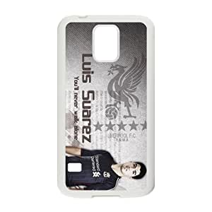 Luis Suarez Cell Phone Case for Samsung Galaxy S5