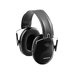 Peltor Sport Shotgunner Hearing Protector, Black Folding Headband