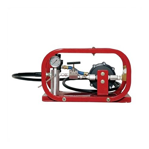 (Rice Hydro HP-10 Pneumatic Hydrostatic Test Pump with Pressures Up to 10,000 psi)