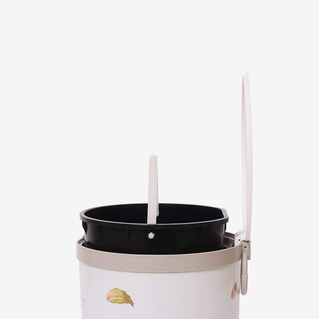 Mülleimer Mülleimer Mülleimer ZM 23  30 cm   24,5  32,5 cm Stille Pedal Typ Küche Küche Mit Inneren Barrel Lagerung Eimer (größe   6.5L) B07PRM896M | eine große Vielfalt  69f57e