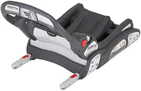 Baby Trend Inertia Infant Car Seat Base, Grey