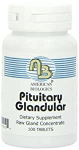 American Biologics Pituitary Tablets, 100 Count